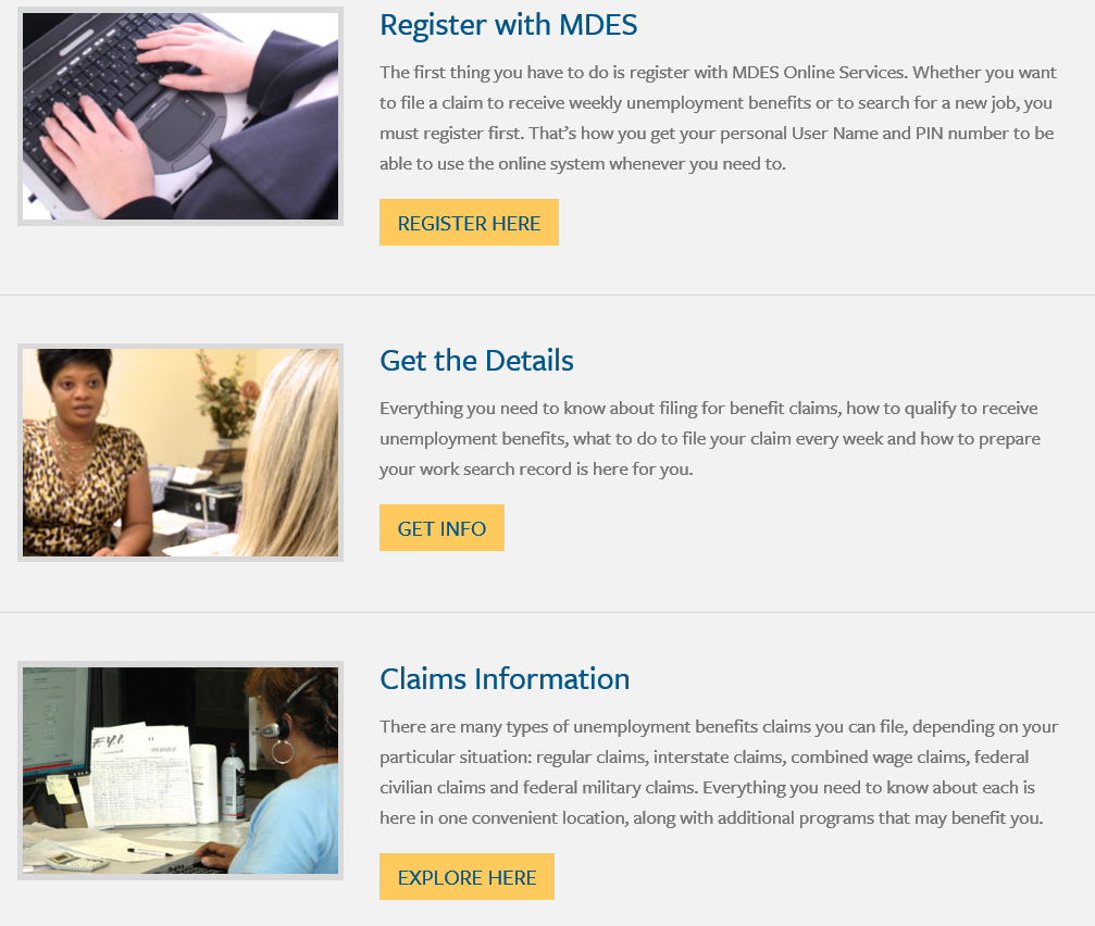 Get help registering with MDES at Hamilton Ryker, Nashville's Staffing Agency
